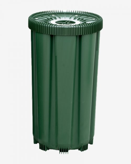 Pictured CC Container in green