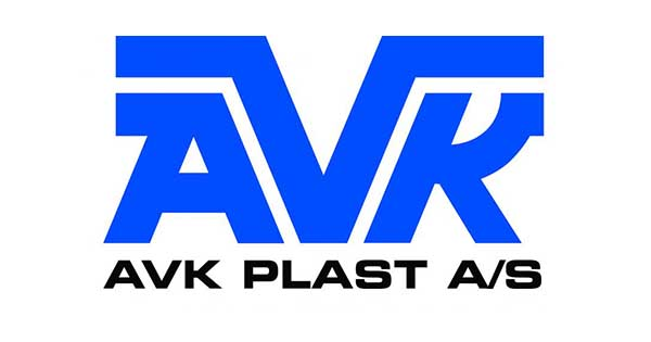 AVK PLASTIC Logo