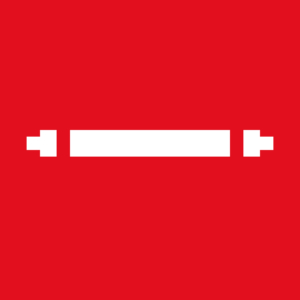 Symbol lysstoffrør