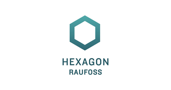 Logo Hexagon Raufoss